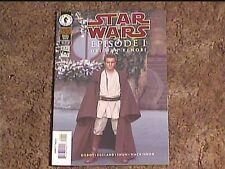 Star Wars Episode I Obi Wan Kenobi Comic Book Vf/Nm Photo Cover
