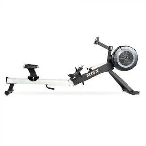 Rameur xebex Air Rower 3.0 (Idem Concept 2 PM5)