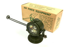 Vintage 1950's William Britain No.1640 Air Force Equipment Searchlight in OG Box
