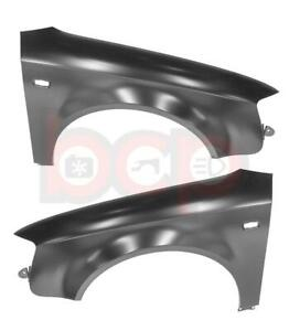 AUDI A4 B7 04 - 08 FRONT WINGS PAIR LEFT & RIGHT DRIVER & PASSENGERS NEW PRIMED