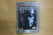 Terminator 3 - Rise Of The Machines (DVD, 2003, 2-Disc )  - VGC Pre-owned (D45)