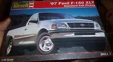 REVELL 1997 F-150 XLT PICKUP TRUCK 1/25 Model Car Mountain KIT FS