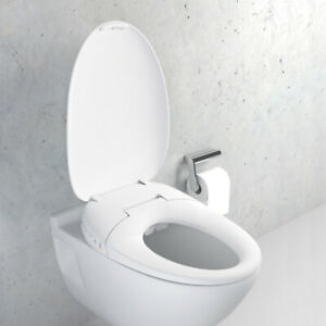 Uclean Whale Spout Bidet Smart Toilet Seat Pro Air Dryer with Remote Control Aus