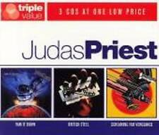JUDAS PRIEST-Brit.Steel/Ram/Screaming... (3 CD Box)