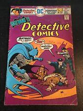 Detective Comics#454 Excellent Condition 3.5(1975) Hawkman!!