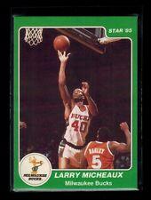 1985 Star Company LARRY MICHEAUX card # 10, RARE UNRELEASED  [card 2]