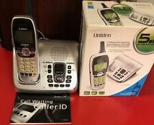 Uniden Cordless Phone 5.8GHZ Digital Answering Machine EXAI8580