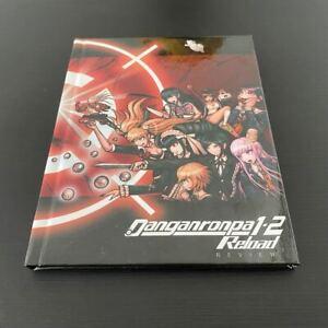 DanganRonpa 1 2 Reload Review Art Book RARE Collectors Limited Edition ENGLISH
