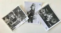Keith Moon The Who Promo Press Photo 1970s Lot of 3