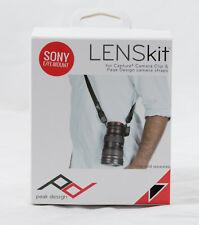 Peak Design LENSkit LK-S-1 doppel- Objektivhalterung für Sony E / FE Mount
