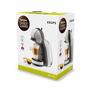 Krups Nescafe Dolce Gusto KP123B Mini Me Kaffeekapselmaschine  OVP NEU