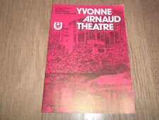 "YVONNE ARNAUD THEATRE "" THE CHERRY ORCHARD "" ANTON CHEKHOV 1983 PROG."
