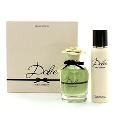 Dolce & Gabbana Dolce 75ml Eau De Parfum Gift Set + 100ml Body Lotion