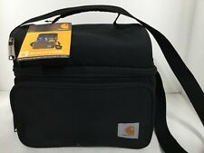 New ListingCarhartt Deluxe Insulated Lunch Cooler black