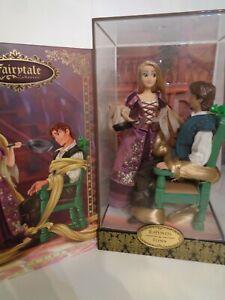 Disney Store Fairytale Collection Rapunzel & Flynn Rider Limited Edition Doll