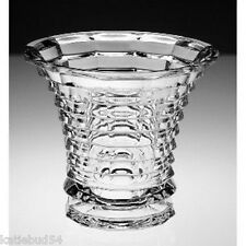 Renaissance ICE BUCKET Cut Glass Shannon Crystal Beautiful Wedding Engagement
