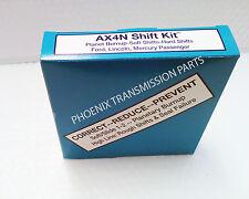 AX4N Transmission Shift Kit Valve Body Rebuild Kit 1995 and Up fits Ford