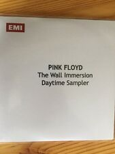 Pink Floyd - The Wall Immersion 4 Track Sampler EMI Cd Promo