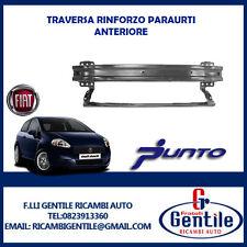FIAT GRANDE PUNTO DAL 2005 RINFORZO PARAURTI ANTERIORE  TRAVERSA FRONTALE