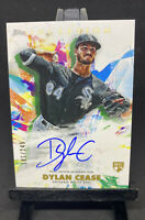 2020 DYLAN CEASE TOPPS INCEPTION AUTO AUTOGRAPH RC #ED /245