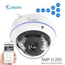 Eyes.sys H.265 1080P IP 15IR 2MP/3MP/5MP CCTV HD POE DOME Camera ONVIF RTSP NVR
