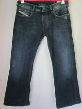 Diesel Zathan Jeans 32x28   Mens WASH 0071s button fly bootcut