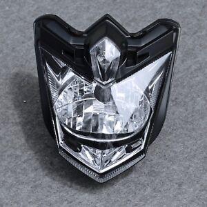 Motorcycle Headlight Assembly Headlamp Lighting Fit For Yamaha XJ6R 2009-2013 12