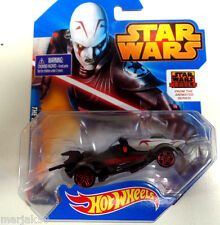 Hot Wheels- Star Wars-Your Choice Of Wicket-The Inquisitor-Or C-3Po