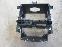 DOPPEL-DIN Radioschacht Audi A3 8P Konsole Armaturenbrett 2-DIN 8P0858005A