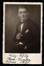 Willy Freitag Autogrammkarte Original Signiert ## BC 12041