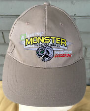 Monster Truck Nationals Lucas Oil Adjustable Baseball Hat Cap