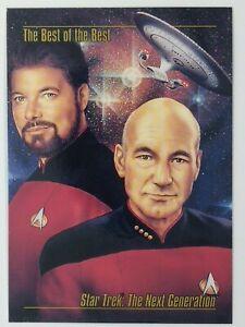 1993 SkyBox Master Series Star Trek TNG The Best of the Best #48