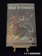 Avatar Comics War Stories Issue 1 (2014, Variant) Bagged & Boarded