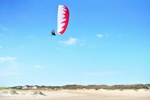23 SQM Dominator Paraglider USED