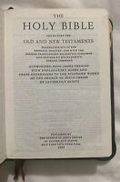 Holy Bible King James LDS Version Large Size Brown Mormon