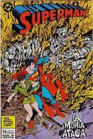SUPERMAN vol.2 nº:  15 (de 123 de la colección completa) ZINCO, 1987-1996