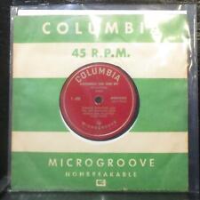 "Frank Sinatra - Chattanoogie Shoe Shine Boy 7"" VG Vinyl 45 Columbia 1-496 USA"