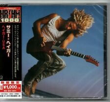 "SAMMY HAGAR - ""I NEVER SAID GOODBYE""   (BRAND NEW 2013 JAPAN IMPORT)  VAN HALEN"