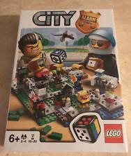 """JEU DE SOCIETE """"LEGO CITY ALARM"""" - 3865 - RARE"""