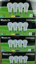 16 pack LED Light Bulbs 100 Watt Equivalent A19 Dimmable Soft White/ Daylight