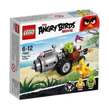 LEGO 75821 the Angry Birds movie film Conchiglia Car Escape