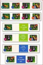 AUS0315COL Fauna tropics, butterflies, frogs, animals, birds collector pack