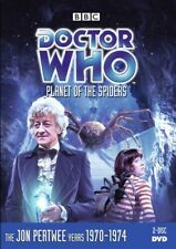 Doctor Who: Planet of the Spiders [New Dvd] Full Frame, Subtitled, 2 P