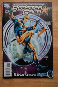 BOOSTER GOLD (2007) #29 (NM) JURGENS, CYBORG SUPERMAN