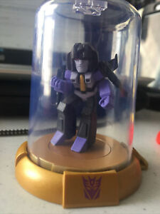 Transformers Domez Series 1 Rare Mystery Chase Starscream