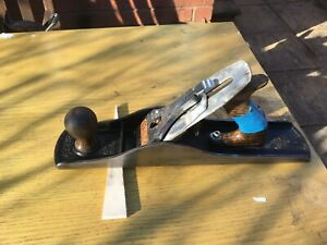 stanley Jack Plane No 5 1/2 used but useable