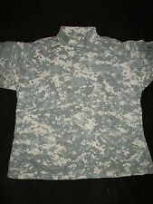 US Army Issue Digital Camo Field Jacket Men's Large H1