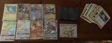 Pokemon Card Collection Comes With 9 Rare Cards (Read Description)
