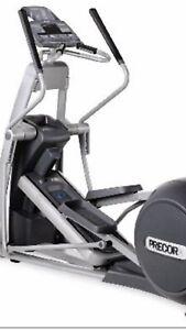 Precor EFX 576i Cross Trainer