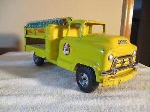 Original Buddy L coke truck